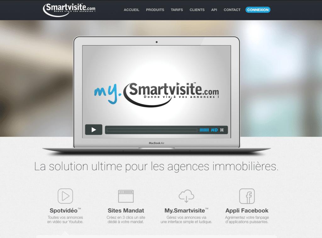 Smartvisite.com in 2016